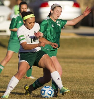Photos: Alleman Vs Geneseo Girls Soccer