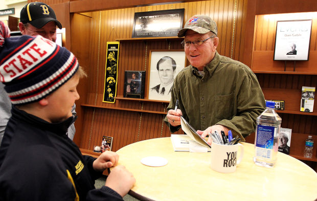 Wrestling legend Dan Gable shares the stories of his life