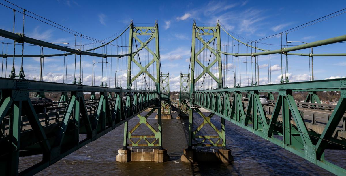 Outtakes: Interstate 74 bridge