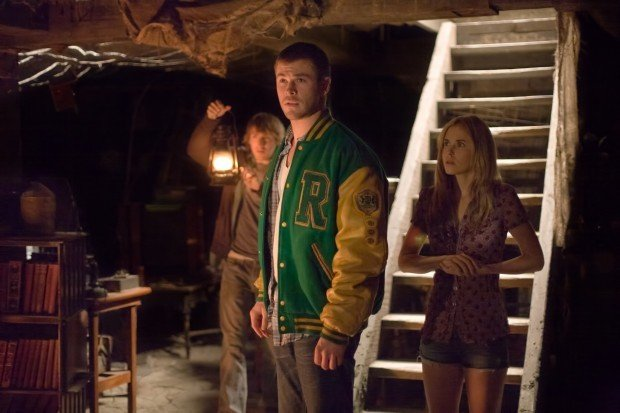 Film Review The Cabin in the Woods