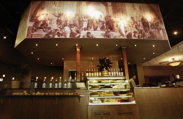 Symposium Cafe