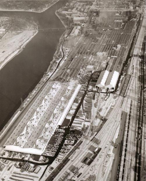 Historic Photos Ih Farmall Works Economy Qctimes Com