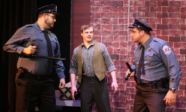 Newcomers sparkle in 'Urinetown'