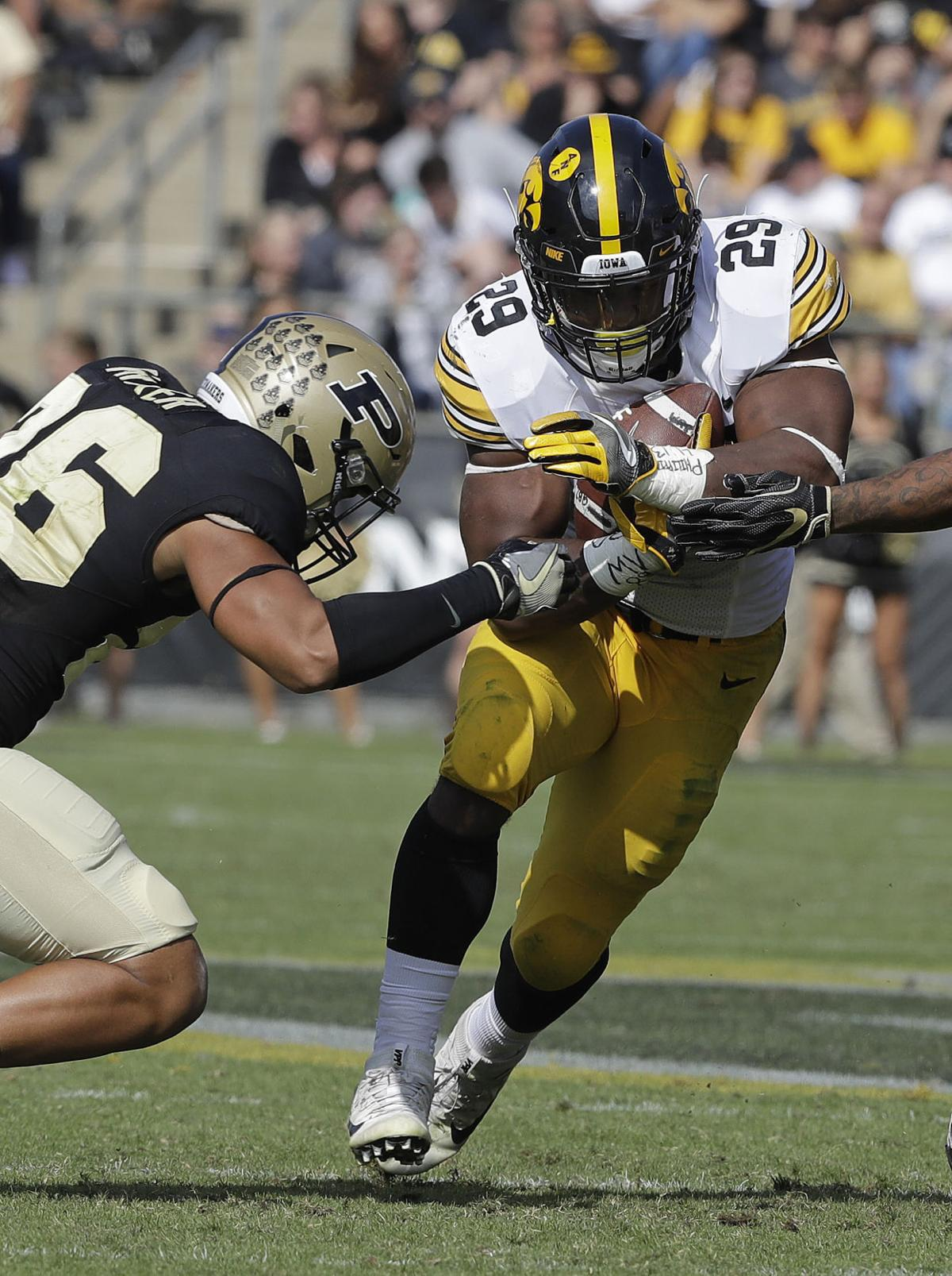 Iowa Purdue Football
