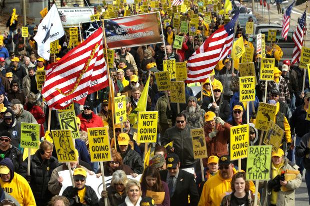 Illinois Gun Rally