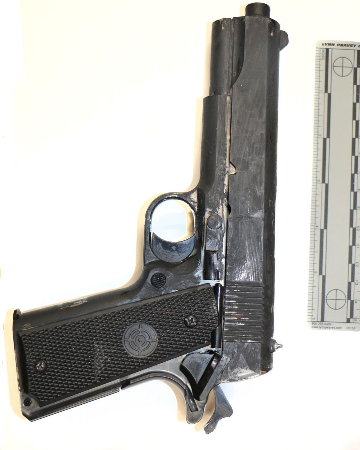 Home Depot gun