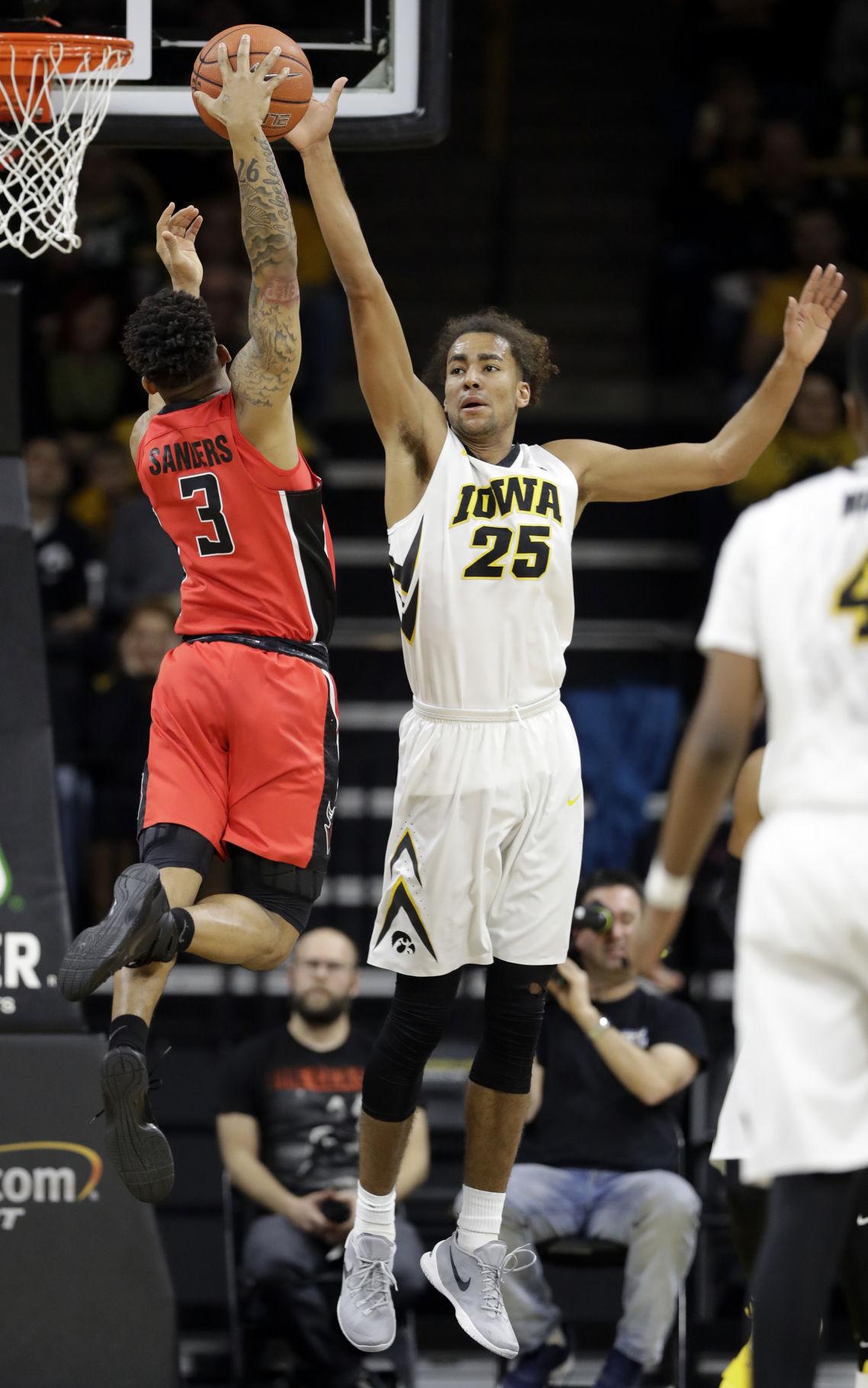 Rutgers Iowa Basketball