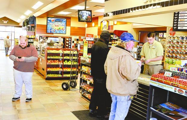 Love S Opens Travel Stop In Davenport Business