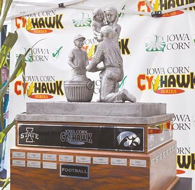 Cy-Hawk Trophy