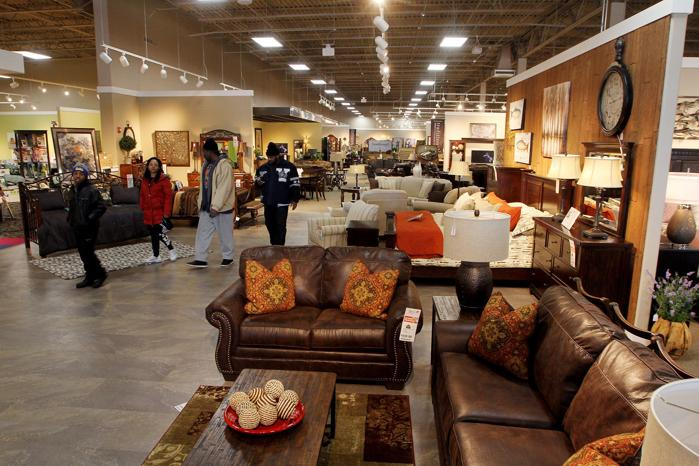 Ashley Furniture Officially Joins Elmore Avenue Retail Lineup Business