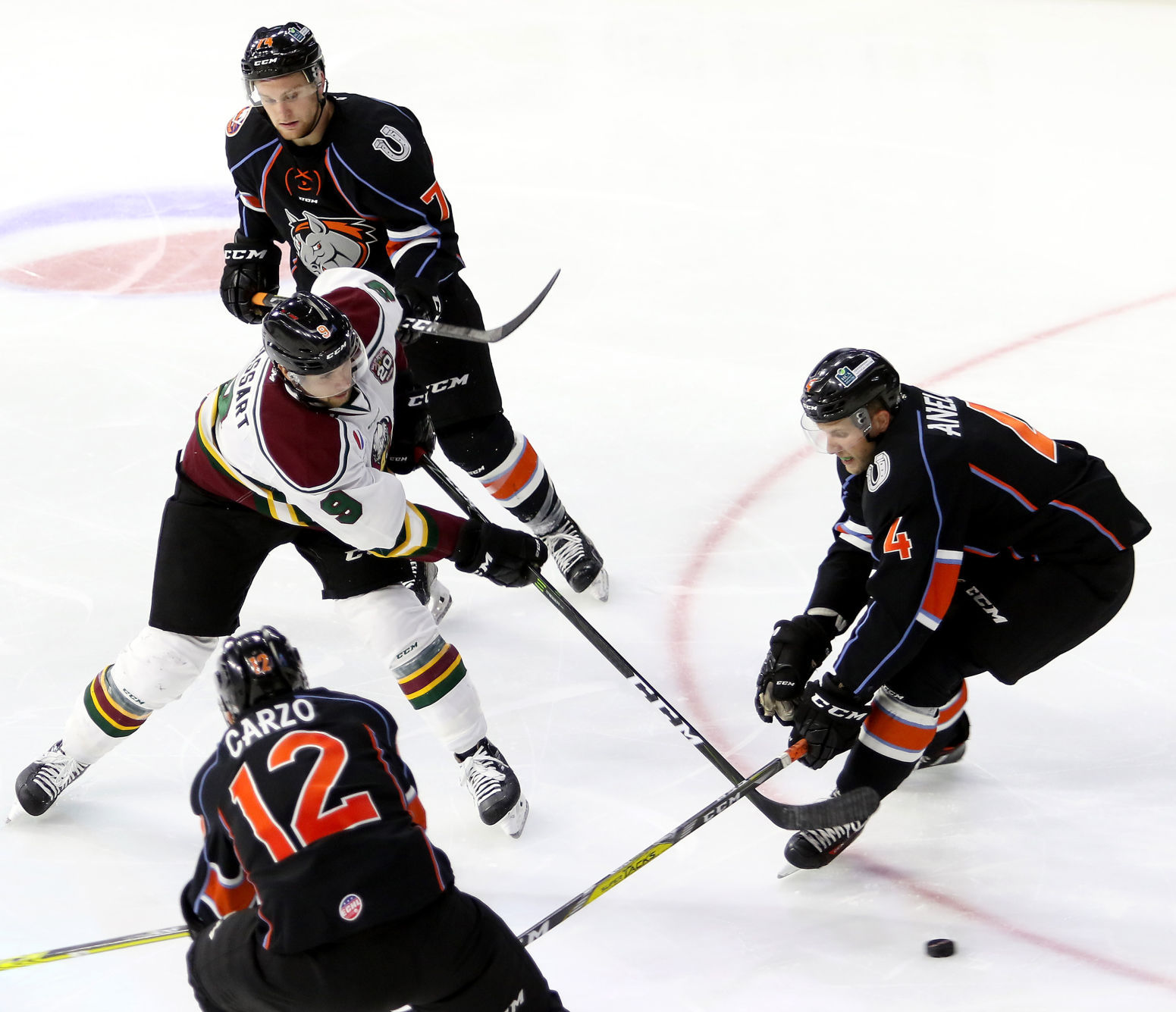 ECHL: It's That Time Of Year Again, The Mallards Power Play Is Struggling