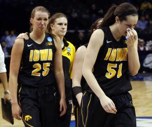 Photos: Hawkeye women's basketball