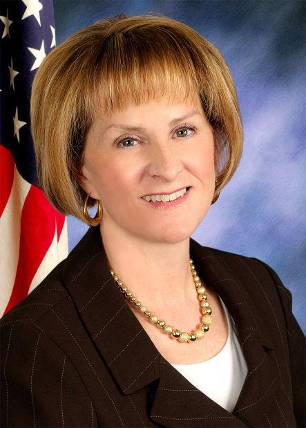 Illinois state Sen. Christine Radogno mug