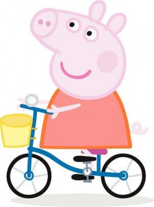 Cartoon Peppa Pig