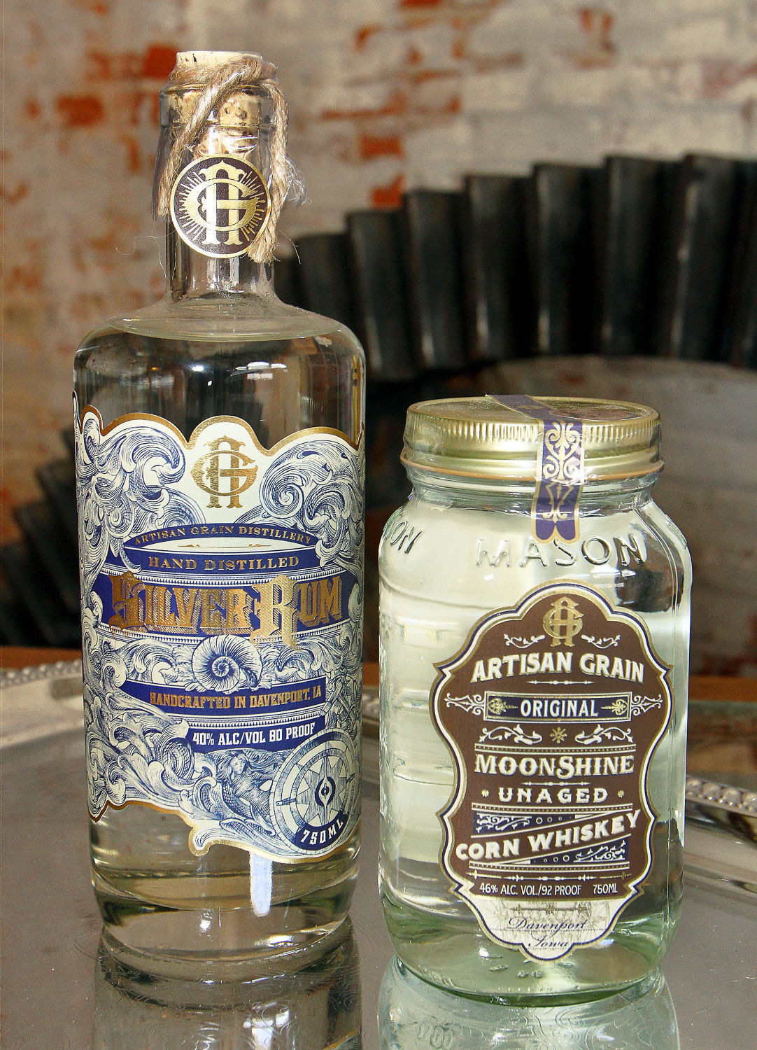 Artisan Grain Distillery