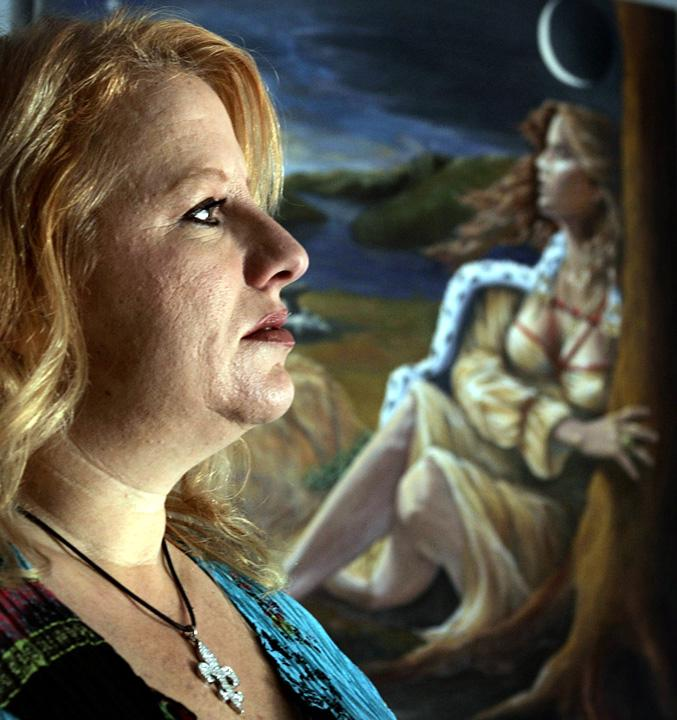 Author takes leap of faith with theory of Mary Magdalene