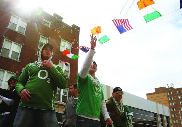 Parade-goers get their Irish on | Local News | qctimes.com