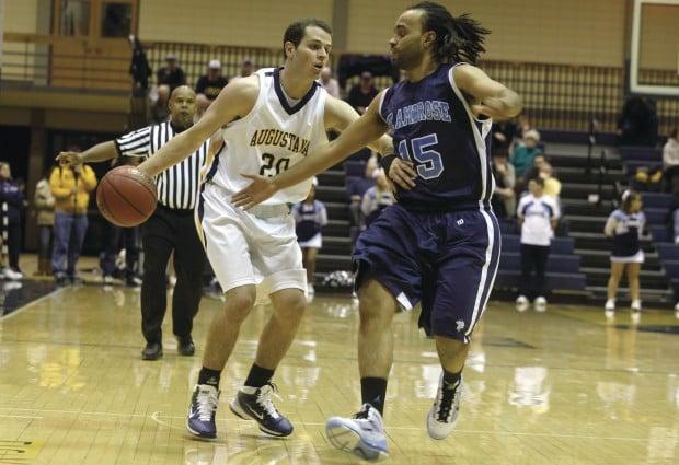 St. Ambrose-Augustana men's basketball 12/8