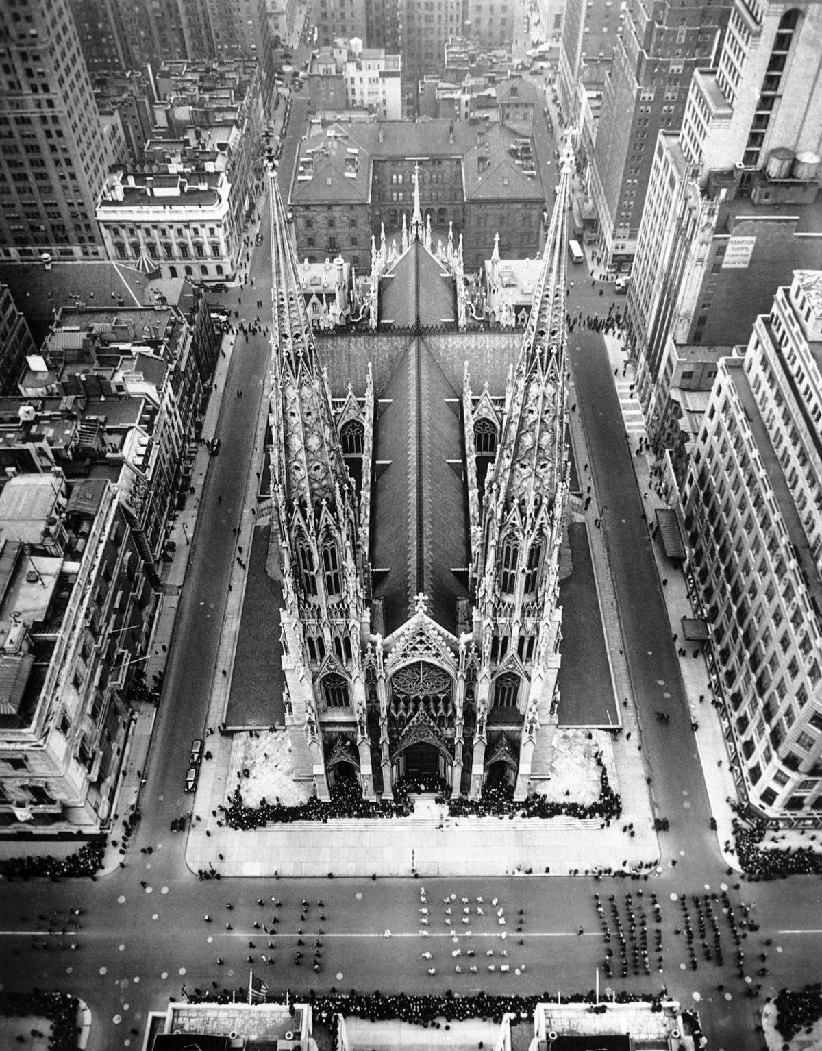 1938 St. Patrick's Day Parade