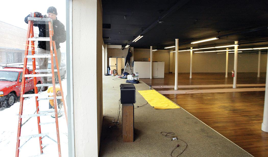 New Furniture Store Emerges At Evans 39 Site Economy