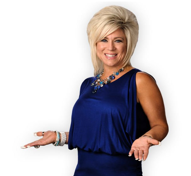 Theresa Caputo Coming To The IWireless Center In April