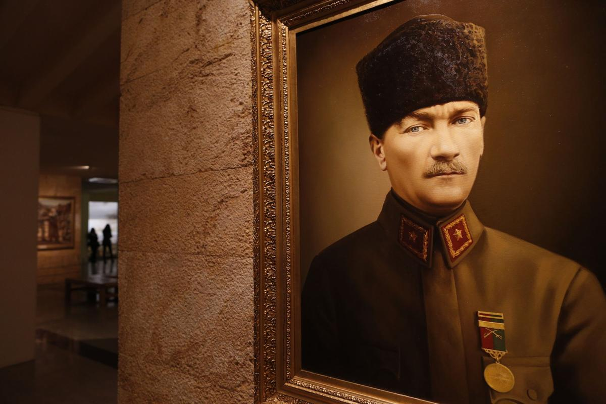 Turkey Ataturk Mausoleum