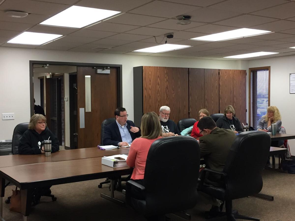 North Scott School District labor negotiations