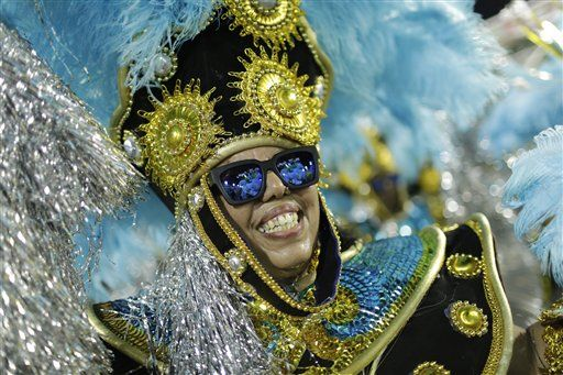 Photos: Carnival in Brazil