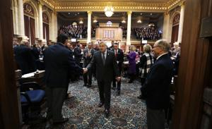 Branstad will remain eligible for state pension as U.S. ambassador