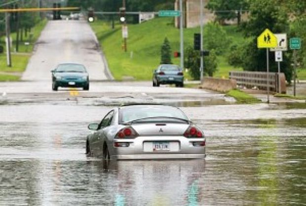 More Needed To Prevent Flood Damage From Duck Creek