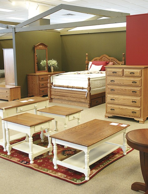 Furniture store owners move into former Amish Haus