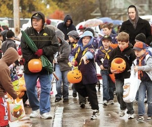 Bettendorf Halloween Parade by Quad City Times
