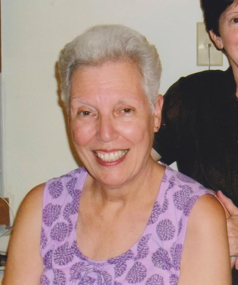 Claire V. Behrends