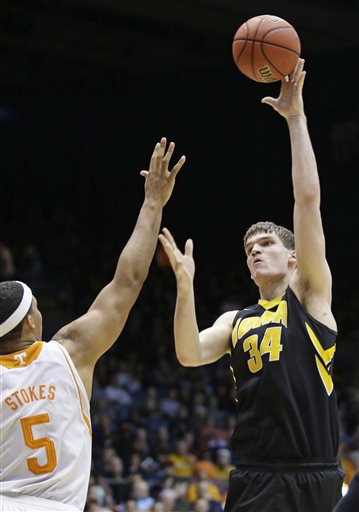 Promising season ends in disappointment for Iowa