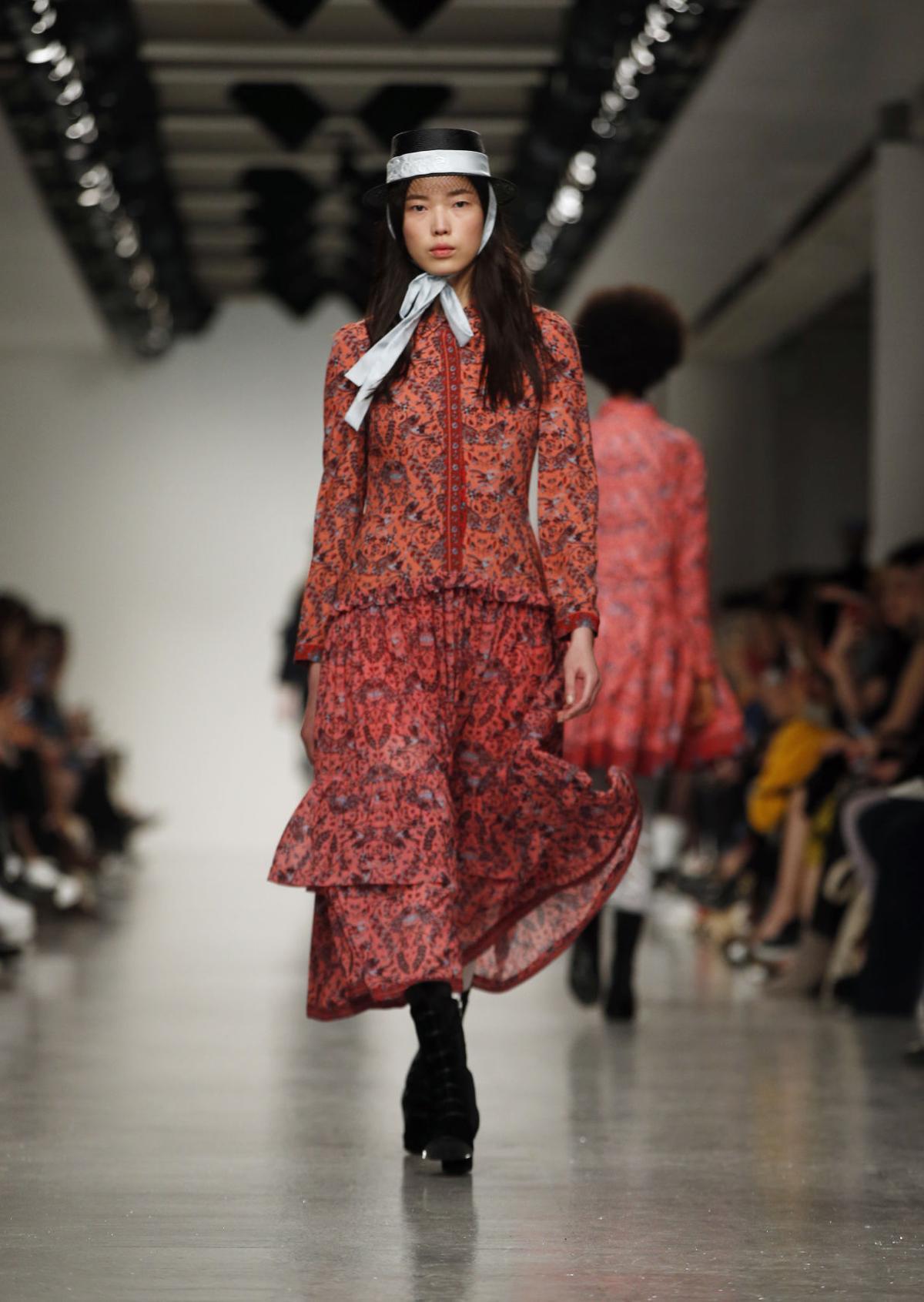 London Fashion Week - Designers 81