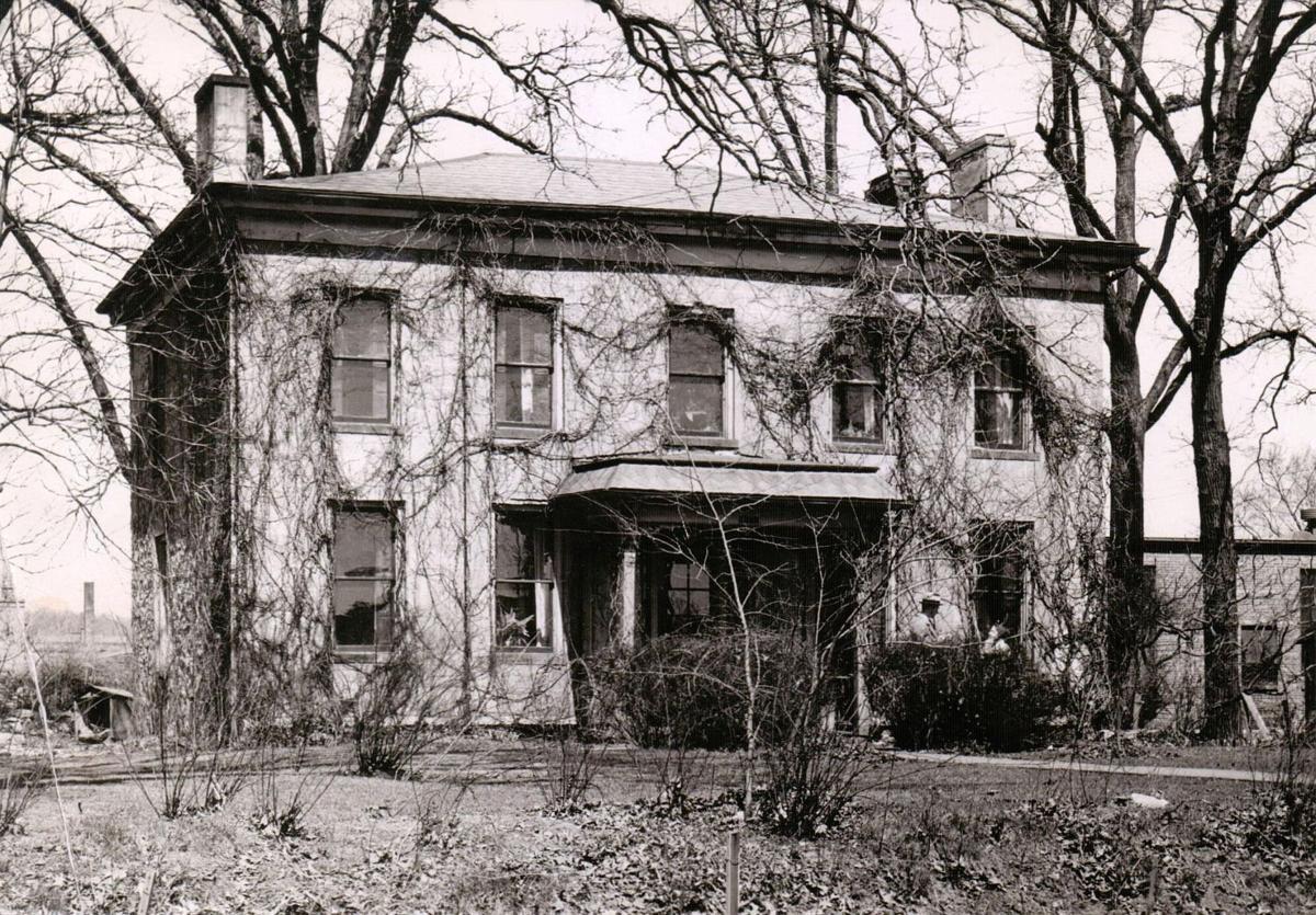 Photos Iowa Historic Homes Local News