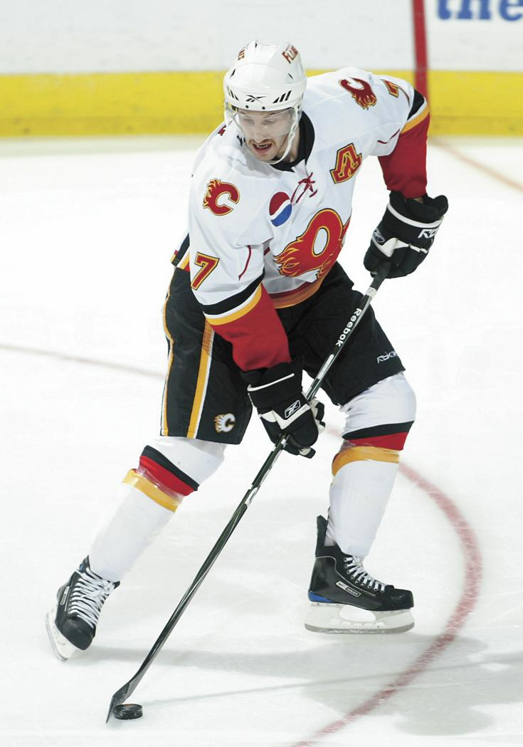 Little big shot: Flames all-star Palin stays modest