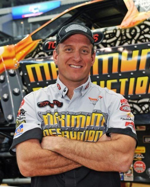 Monster Jam Driver Lives Out His Dream Fun And