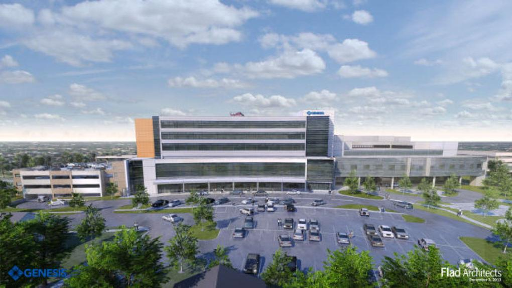 Hospital Construction Project To Make History In Davenport