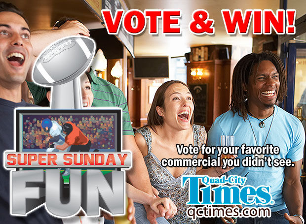 Vote now for your favorite commercial! (Sponsored)