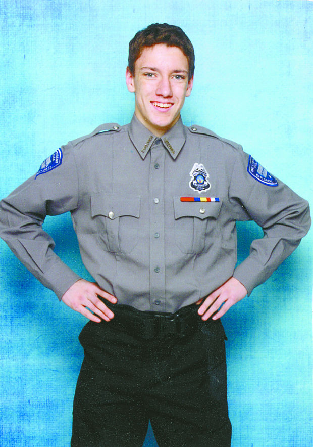 Eagle Scout on right path By Steve Trainor The Quad-City Times