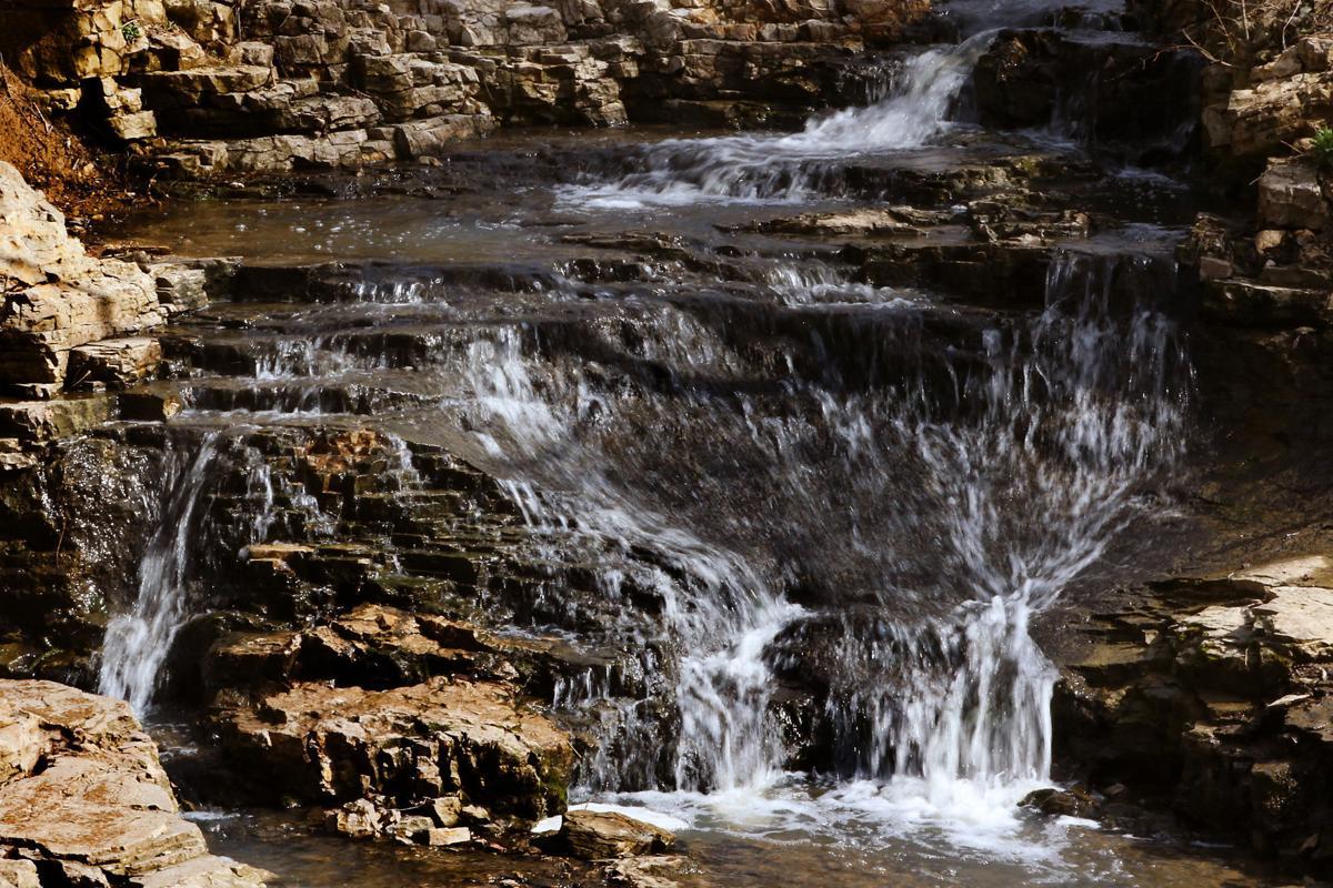 Bettendorf waterfall