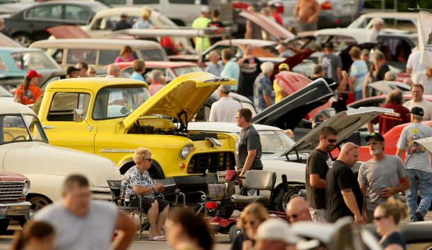 Car Cruise In At NorthPark Mall Gallery