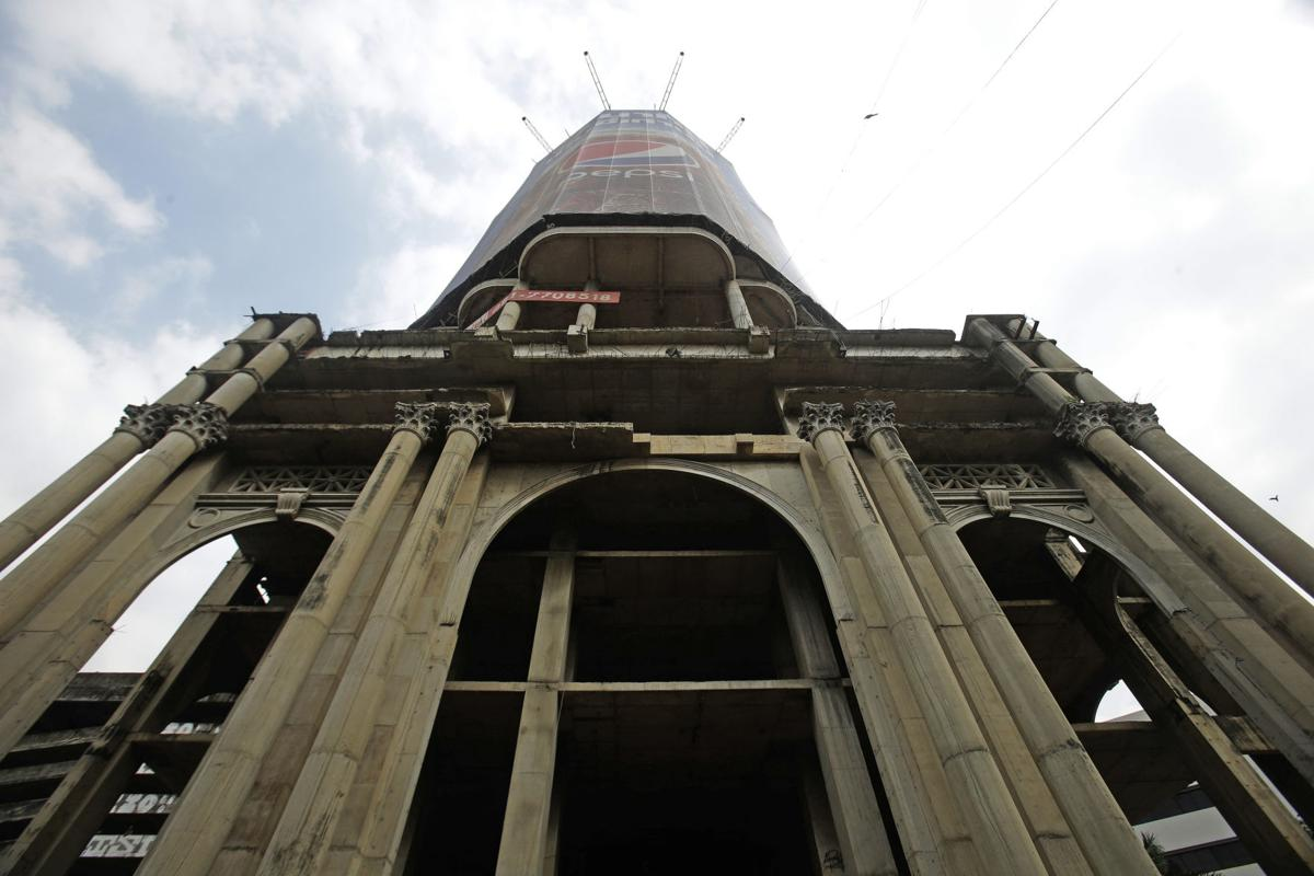 Thailand Ghost Tower