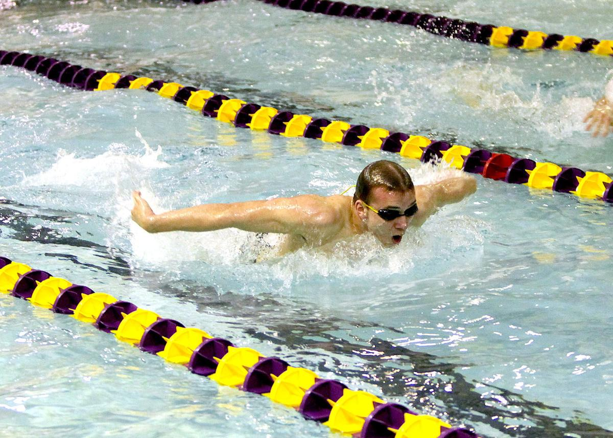 Saturday 39 S District Boys Swimming Meet At A Glance High School Swimming