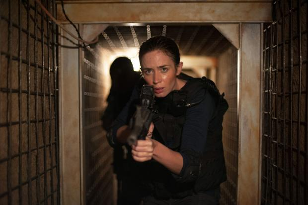 Excellent 'Sicario' is brutal, gritty