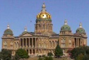 Iowa Capitol Building logo