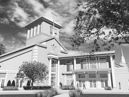 St. Paul Lutheran Church to break ground on new sanctuary
