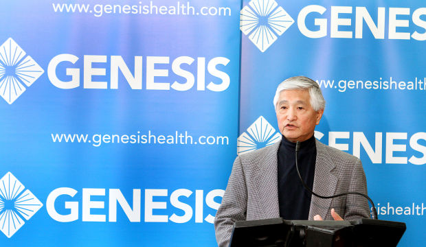 Bettendorf Genesis Healthplex Going Up Health And