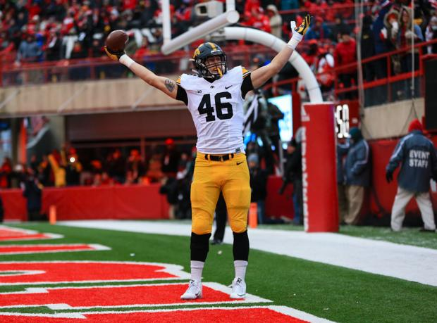 Hawkeyes move to 12-0 with 28-20 win at Nebraska
